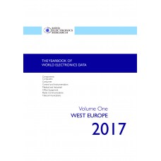 Yearbook of World Electronics Data - Volume 1 2017 West Europe