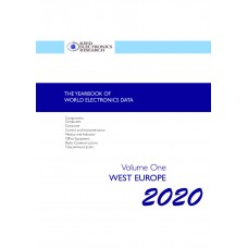 Yearbook of World Electronics Data - Volume 1 2020 West Europe